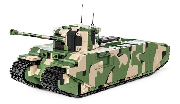 COBI-2544 - TOG 2 - Brittisk Super Heavy Tank byggsats