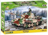 COBI-2540 Tiger 2 Panzerkampfwagen VI Ausf. B Königstiger