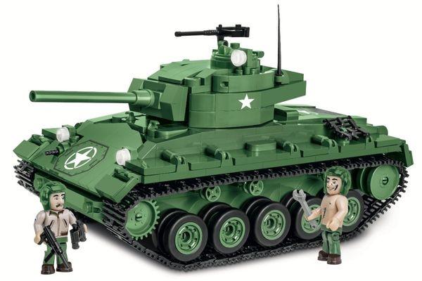 COBI-M24-Chaffee-Tank-Set-2543-Sverige
