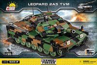 COBI-2620 Leopard 2A5 TVM - Svenska Försvarsmaktens stridsvagn (122)