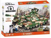 IS-7 Granite (World of Tanks) - rysk stridsvagn 844 byggblock