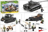 Division Großdeutschland komplett tysk Cobi WWII armé