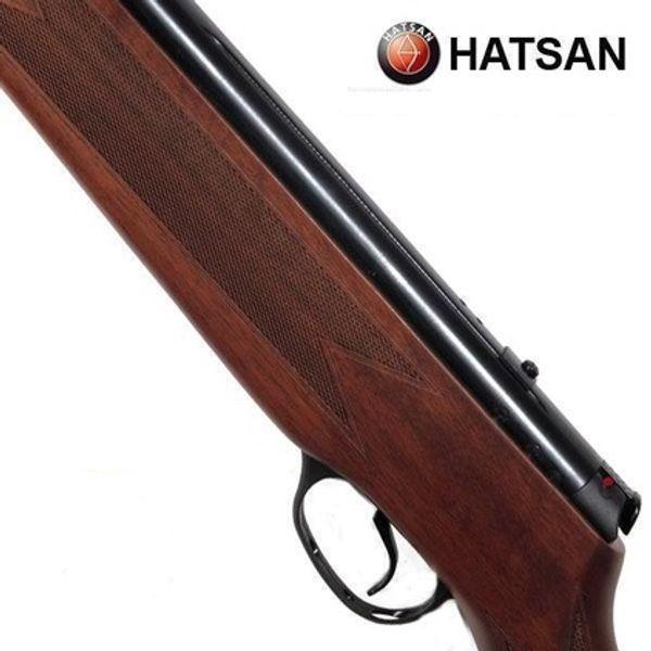 Hatsan 55 S luftgevärskit stocken
