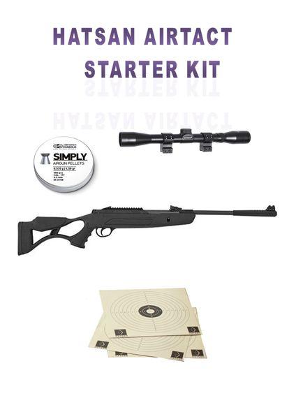 Ett perfekt luftgevär starter kit för ditt barn och ungdom.