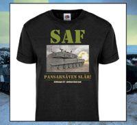 T-Shirt - SAF - Pansarnäven slår