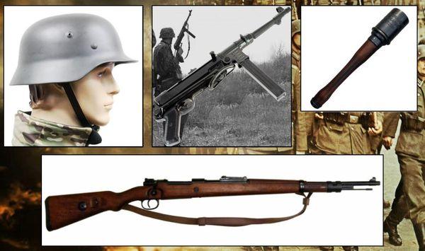 WW2 Wehrmacht paket