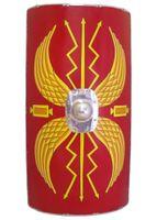 Scutum - Autentisk romersk legionär sköld