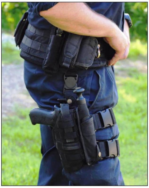 Polisvapen & Polisutrustning