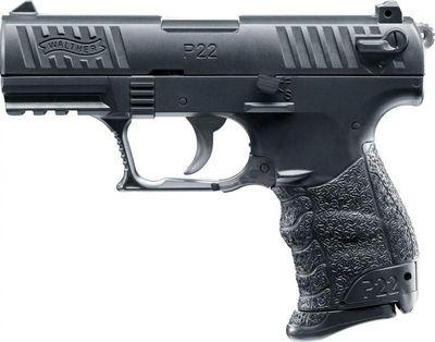 Walther P22Q Metal Slide