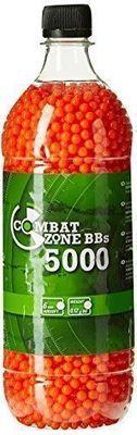Combat Zone Amo 0,12g ca 5000st i flaska, röd