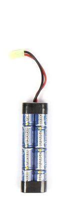 Intellect Batteri 9,6V-1600mAh NIMH