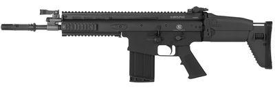 FN SCAR-H GBBR, Black