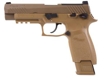 Sig Sauer P320-M17 ASP 4,5mm, Coyote Tan