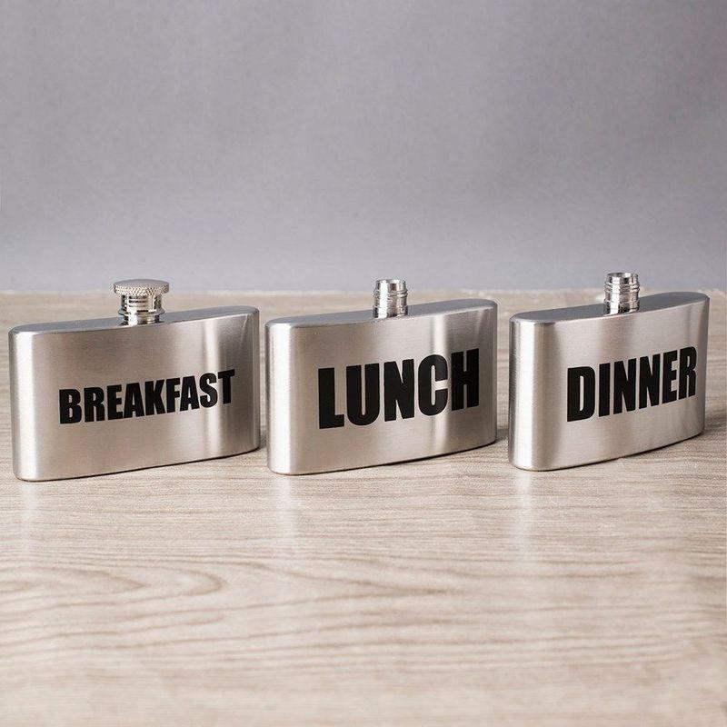 Plunta x3 - Breakfast, Lunch, Dinner