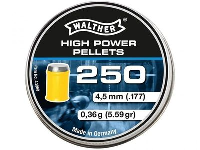Walther High PP 4,5mm