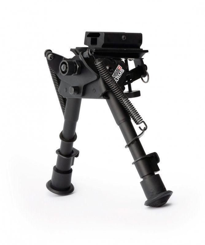 Swiss Arms Benstöd justerbart i aluminium