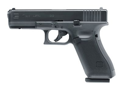 Glock 17 Gen5, Blowback, CO2, 2,0 Joule, 6mm