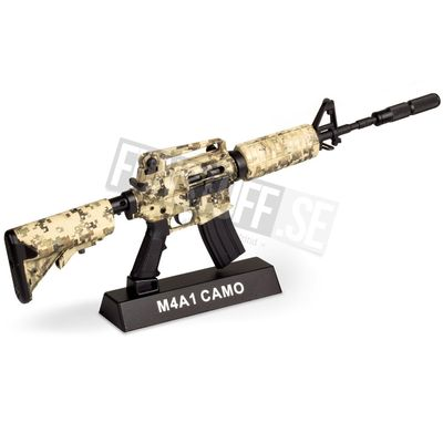 Mini Guns Collection, M4 Camo