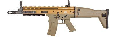 FN SCAR-L Dark Earth, eldrivet gevär
