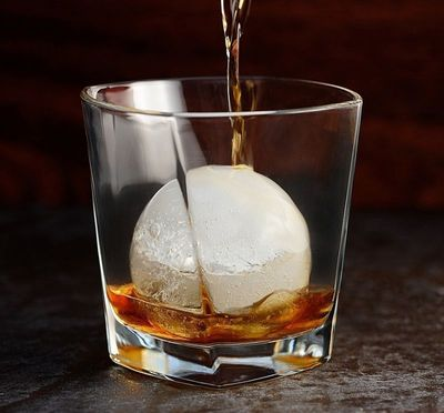 Final Touch Ice Ball Moulds - Set of 2
