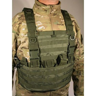Swiss Arms Tactical Vest MOLLE System OD Green