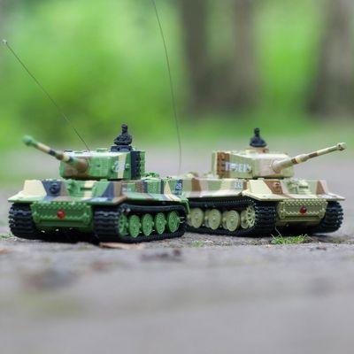 RC Turbo Tank
