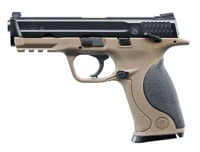 S&W M&P40 TS FDE 4,5mm Blowback