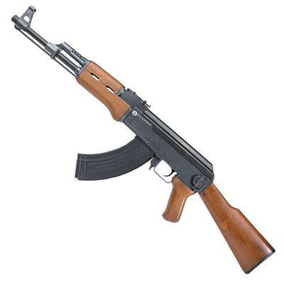 Kalashnikov AK 47, fjäderdrivet gevär