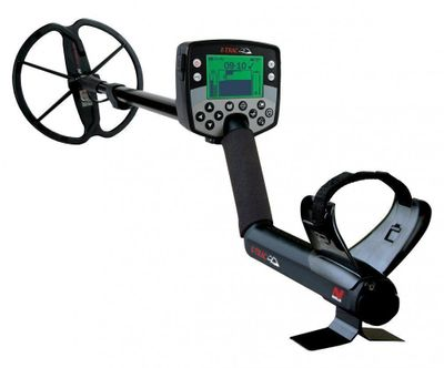 Minelab E-Trac metalldetektor