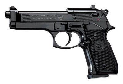 Beretta M92FS Svart Plastgrepp