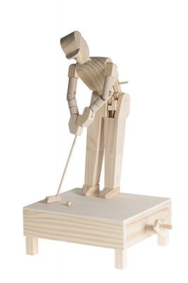 Timber Kits - Golfer