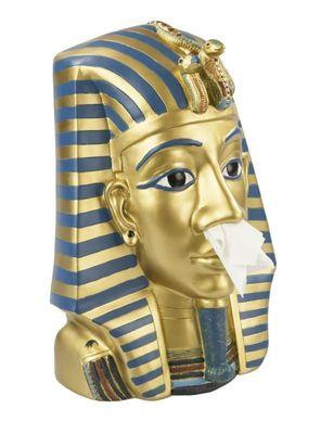 Tutankhamun Näsdukshållare