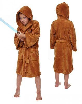 Jedi Morgonrock för Barn