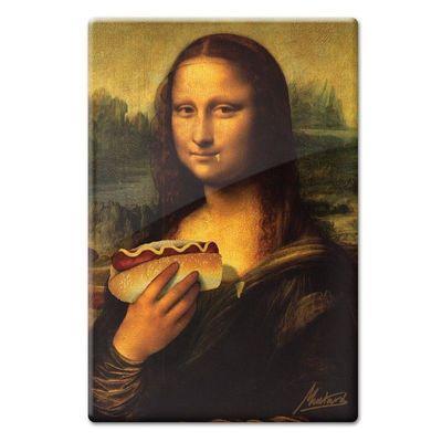 Skärbräda - Mona Lisa