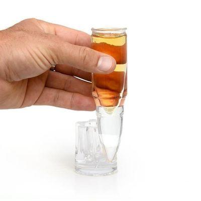 50 Calibre Shot Glass