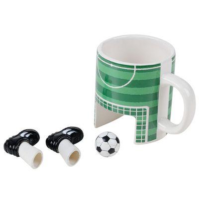 Fotbolls-Mugg