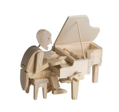Timber Kits - Pianist