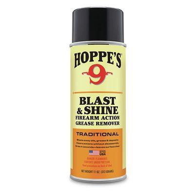 Hoppe's No.9 Blast & Shine 11oz Sprayburk