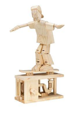 Timber Kits - Skateboarder