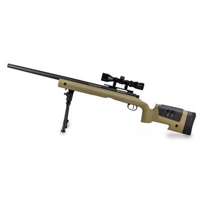 FN SPR A2 Bolt 6mm, Tan