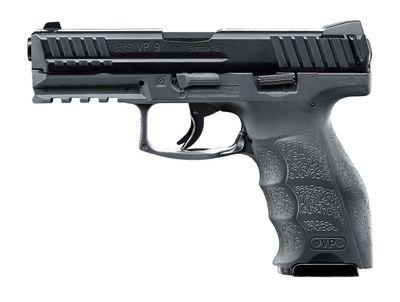 Heckler & Koch VP9, Tungsten, 4,5mm BB Grå
