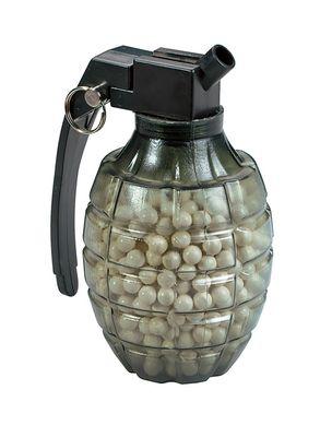 Combat Zone Basic Selection kulor, 0,12g - 800st i granatflaska