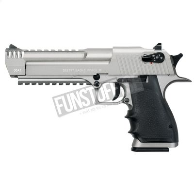 Desert Eagle L6 Co2 Full Auto 6mm, Stainless