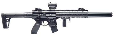 Sig Sauer MCX ASP 4,5 mm, Reddot, Black