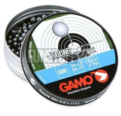 Gamo Blyrundkulor 4,5mm