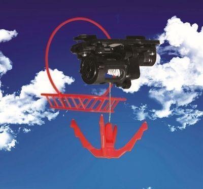 Rescue Winch - Tillbehör till Multicopter