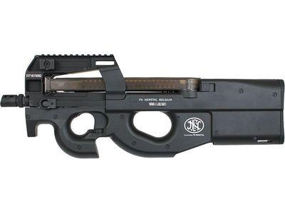 FN Herstal P90 Svart, eldrivet gäver