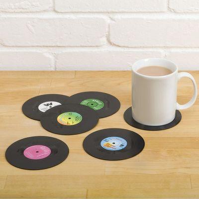Vinylunderlägg Retro