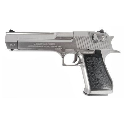 Desert Eagle .50AE GBB Silver