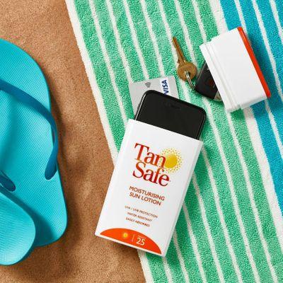 TanSafe - Smart förvaring för värdesaker